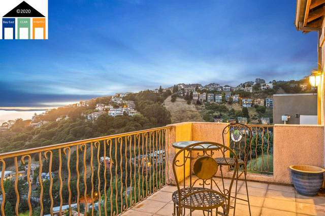 1474 Grand View Drive, Berkeley, CA 94705 (#40909498) :: Realty World Property Network