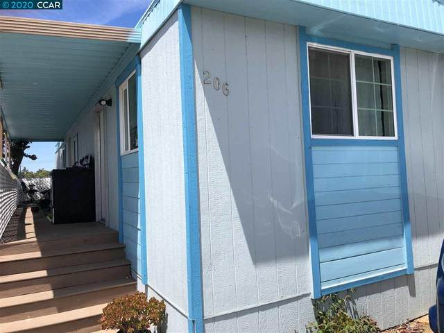 206 Tall Trees Drive #206, Vallejo, CA 94589 (#40909534) :: Realty World Property Network