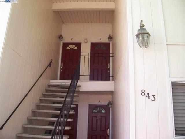 843 Division St D, Pleasanton, CA 94566 (#40909774) :: Armario Venema Homes Real Estate Team