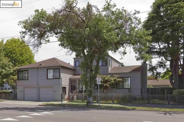 1701 Sacramento St, Berkeley, CA 94702 (#40909910) :: Realty World Property Network