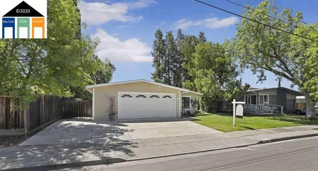 789 Cardinal Dr, Livermore, CA 94551 (#40909990) :: Armario Venema Homes Real Estate Team