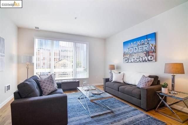 1511 Jefferson St #101, Oakland, CA 94612 (#40910043) :: Armario Venema Homes Real Estate Team