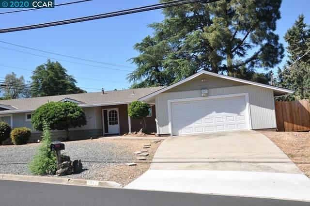 1317 El Camino Dr, Clayton, CA 94517 (#40910062) :: Blue Line Property Group