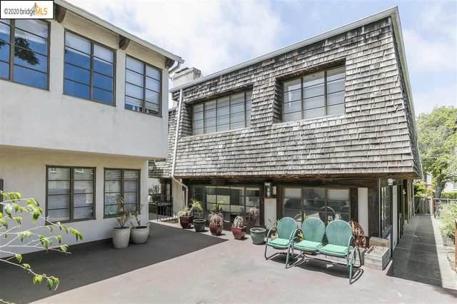 2348 Hilgard Ave, Berkeley, CA 94709 (#40910144) :: Armario Venema Homes Real Estate Team