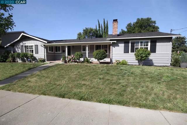 1327 Arkell Rd, Walnut Creek, CA 94598 (#40910312) :: Kendrick Realty Inc - Bay Area