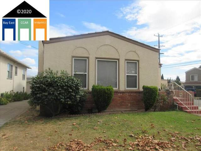 3000 56th, Oakland, CA 94605 (#40910320) :: Realty World Property Network