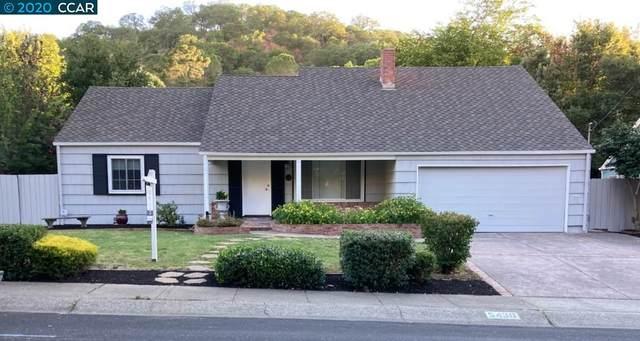 5430 Likins Ave, Martinez, CA 94553 (#40910452) :: Armario Venema Homes Real Estate Team
