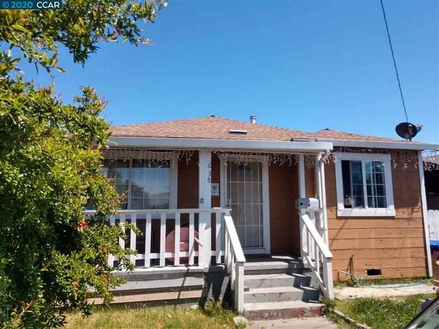 638 12th Street, Richmond, CA 94801 (#40910527) :: Blue Line Property Group