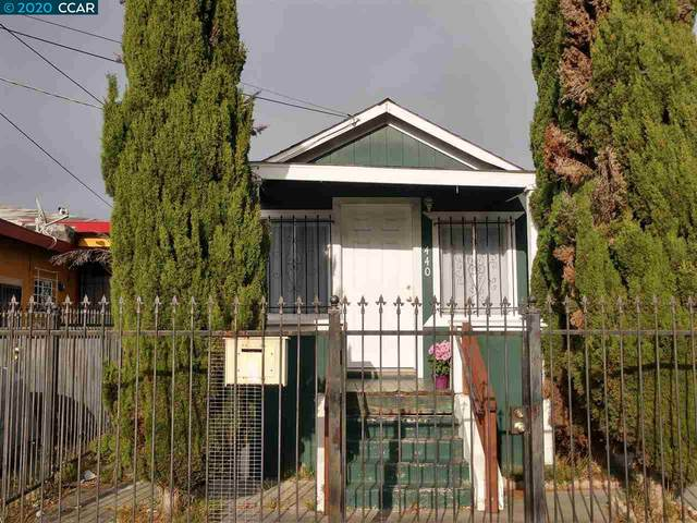 440 21st Street, Richmond, CA 94801 (#40910529) :: Blue Line Property Group