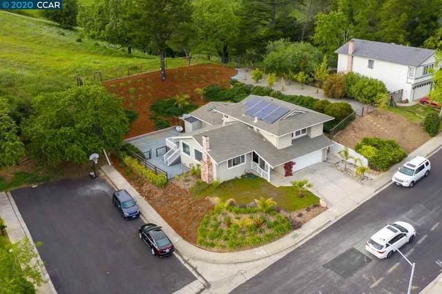 631 Skyline Dr, Martinez, CA 94553 (#40910553) :: Realty World Property Network