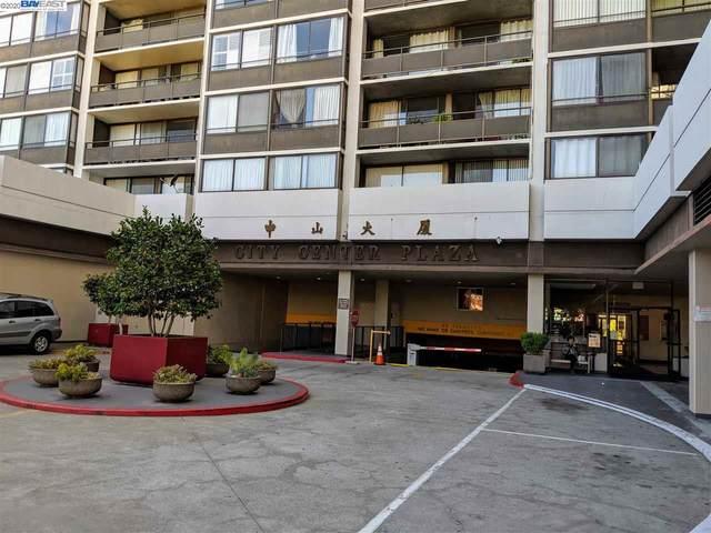 801 Franklin St #803, Oakland, CA 94607 (#40910676) :: Armario Venema Homes Real Estate Team