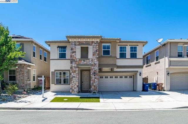 2413 Sienna Dr, Pittsburg, CA 94565 (#40910685) :: Armario Venema Homes Real Estate Team