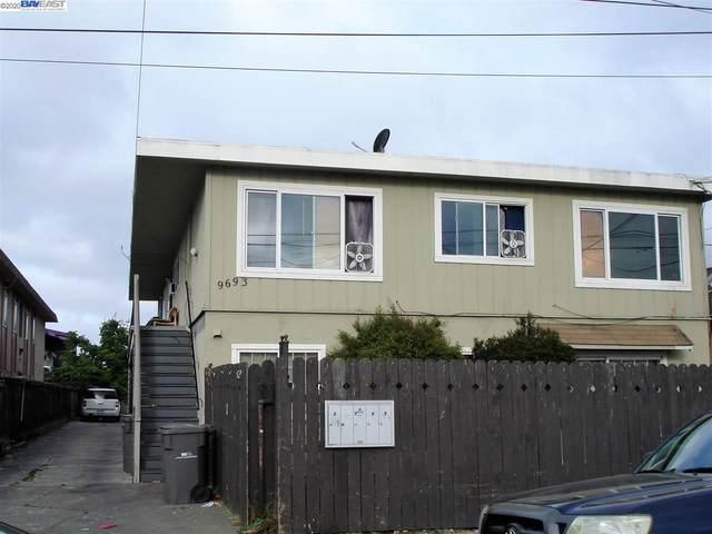 9693 Cherry St, Oakland, CA 94603 (#40910768) :: Armario Venema Homes Real Estate Team