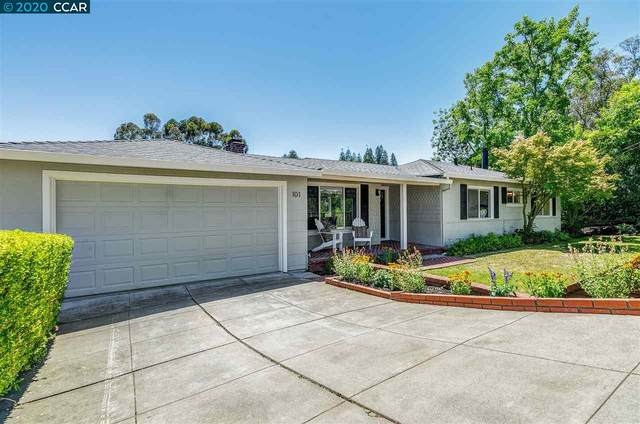 101 Hillcrest Dr, Orinda, CA 94563 (#40910780) :: Armario Venema Homes Real Estate Team