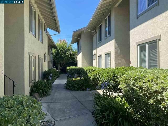 2560 Walnut Boulevard #21, Walnut Creek, CA 94596 (#40910788) :: The Lucas Group