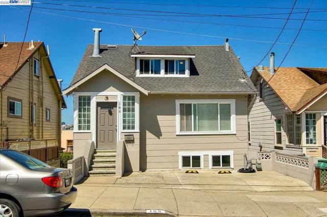 188 Flournoy St, San Francisco, CA 94112 (#40910817) :: Armario Venema Homes Real Estate Team