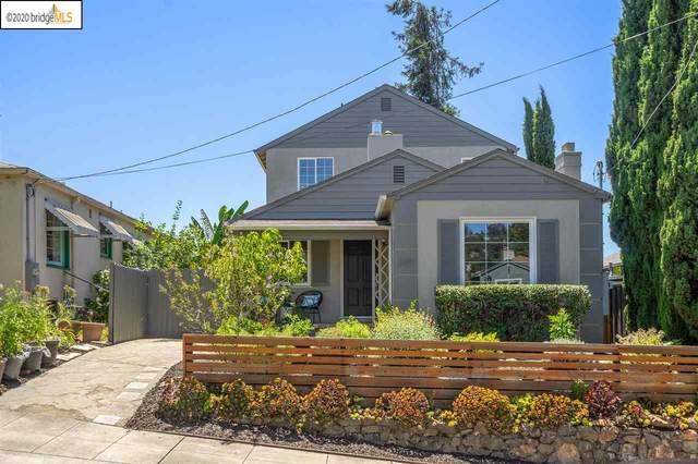 2407 Carmel Street, Oakland, CA 94602 (#40910818) :: Armario Venema Homes Real Estate Team