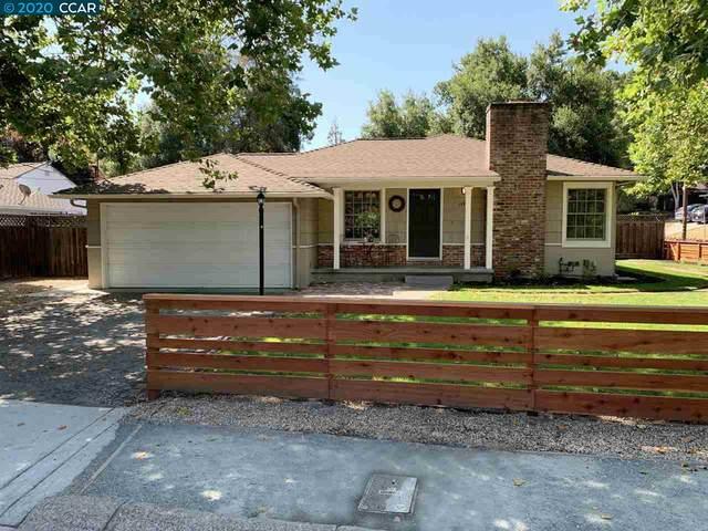 1749 Newell Avenue, Walnut Creek, CA 94595 (#40910838) :: Armario Venema Homes Real Estate Team