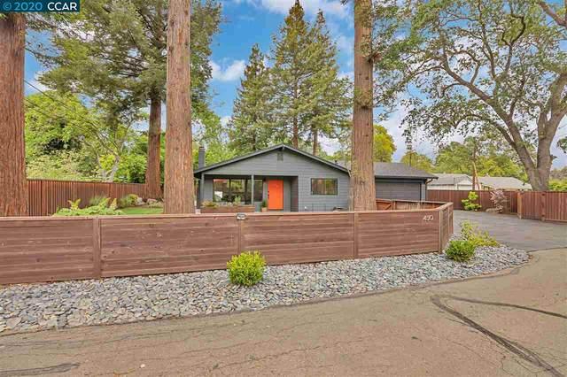 450 Bridge Rd, Walnut Creek, CA 94595 (#40910850) :: Armario Venema Homes Real Estate Team