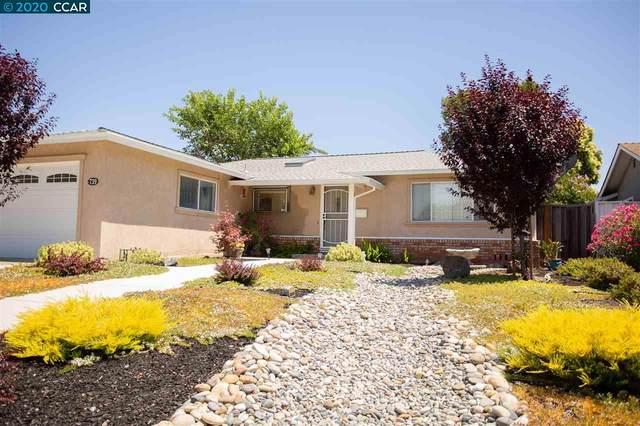 739 Del Mar Ave, Livermore, CA 94550 (#40910861) :: Armario Venema Homes Real Estate Team