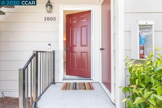 100 Norris Canyon B, San Ramon, CA 94583 (#40910869) :: Armario Venema Homes Real Estate Team