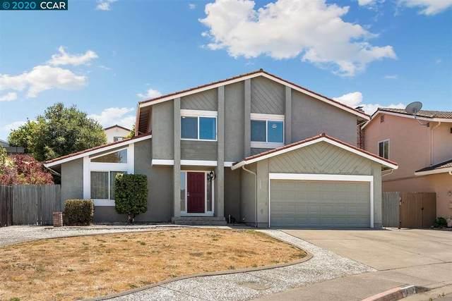 121 Poplar Ct, Hercules, CA 94547 (#40910882) :: Armario Venema Homes Real Estate Team