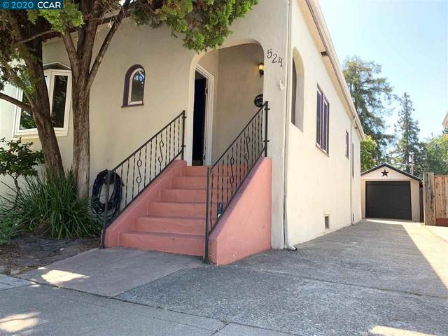 524 Brown St, Martinez, CA 94553 (#40910900) :: Armario Venema Homes Real Estate Team