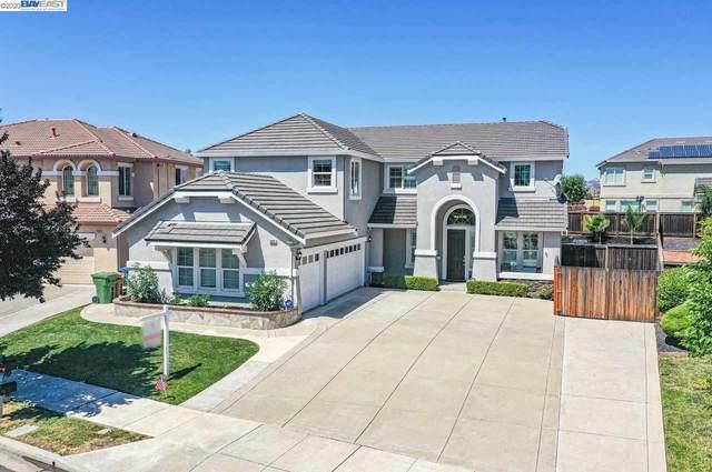 1491 Dawnview Ct, Brentwood, CA 94513 (#40910931) :: Armario Venema Homes Real Estate Team
