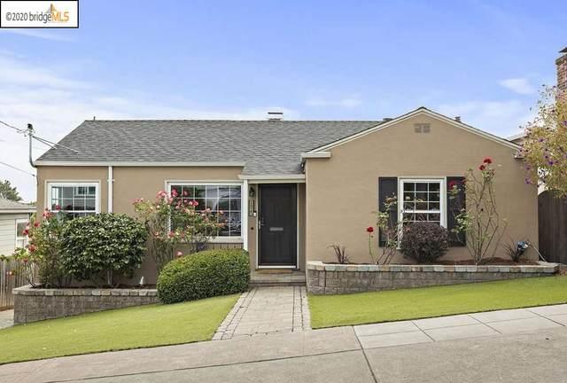 1825 Mendocino St, Richmond, CA 94804 (#40910998) :: Armario Venema Homes Real Estate Team