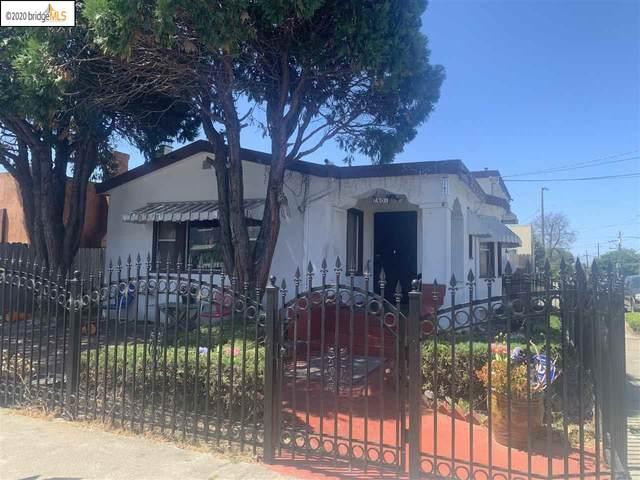 7801 Lockwood St, Oakland, CA 94621 (#40911023) :: Armario Venema Homes Real Estate Team
