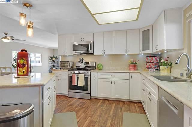 3231 Vineyard Ave #120 #120, Pleasanton, CA 94566 (#40911030) :: Kendrick Realty Inc - Bay Area