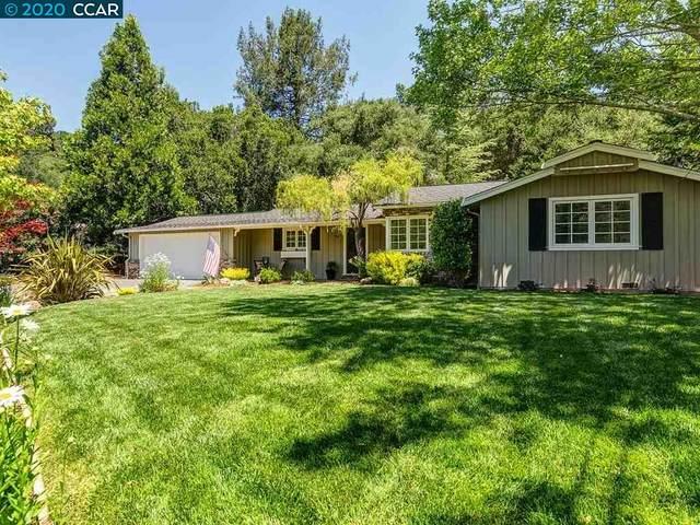 42 Don Gabriel Way, Orinda, CA 94563 (#40911108) :: Armario Venema Homes Real Estate Team