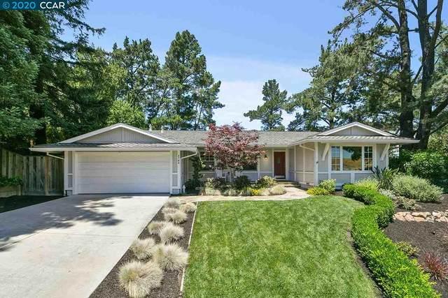 3780 Via Granada, Moraga, CA 94556 (#40911139) :: Armario Venema Homes Real Estate Team