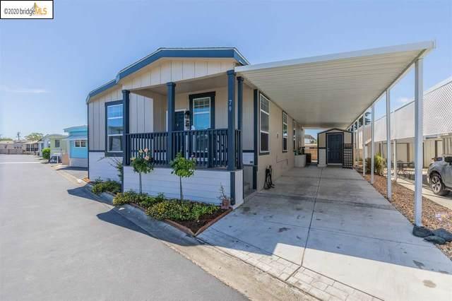 3660 Walnut Blvd #79, Brentwood, CA 94513 (#40911149) :: Armario Venema Homes Real Estate Team