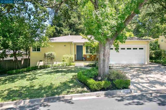 1972 Magnolia Way, Walnut Creek, CA 94595 (#40911193) :: Armario Venema Homes Real Estate Team
