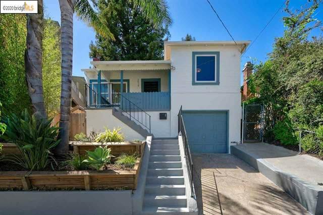 3515 Boston Ave, Oakland, CA 94602 (#40911196) :: Armario Venema Homes Real Estate Team