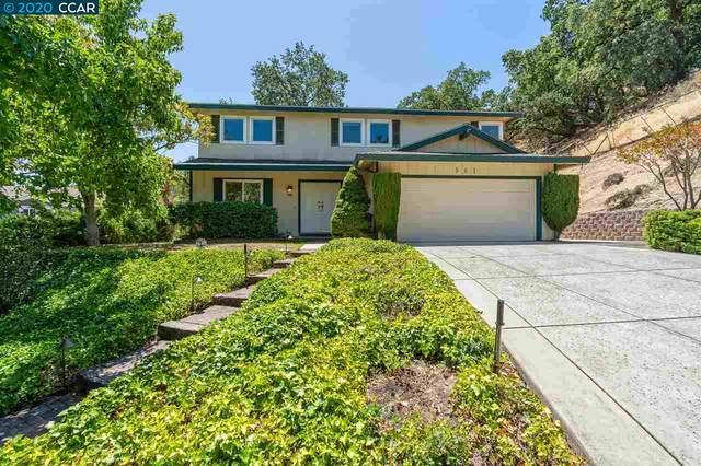 961 Sousa Dr., Walnut Creek, CA 94597 (#40911203) :: Armario Venema Homes Real Estate Team