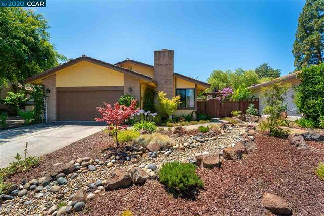55 Spar Ct, Pleasant Hill, CA 94523 (#40911207) :: Kendrick Realty Inc - Bay Area