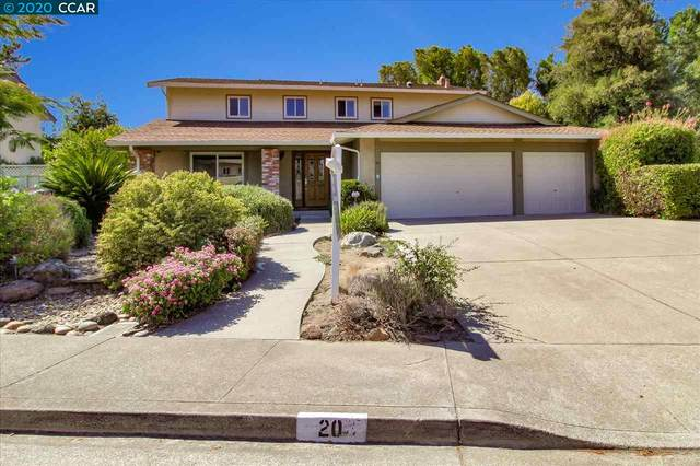 20 Bliss Ct, Pleasant Hill, CA 94523 (#40911324) :: Kendrick Realty Inc - Bay Area