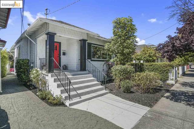 1241 Carrison St, Berkeley, CA 94702 (#40911346) :: Kendrick Realty Inc - Bay Area