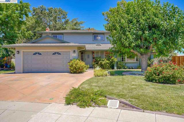 433 Wall Ct, Livermore, CA 94550 (#40911429) :: Armario Venema Homes Real Estate Team