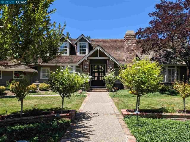 2671 Mossy Oak Dr, Danville, CA 94506 (#40911529) :: Armario Venema Homes Real Estate Team