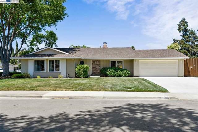 216 Junco Ave, Livermore, CA 94551 (#40911543) :: The Grubb Company