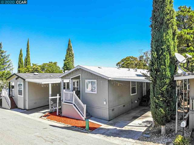3777 Willow Pass Rd. #74, Bay Point, CA 94565 (#40911546) :: Blue Line Property Group