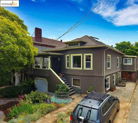 331 49th St 1/2, Oakland, CA 94609 (#40911571) :: Armario Venema Homes Real Estate Team
