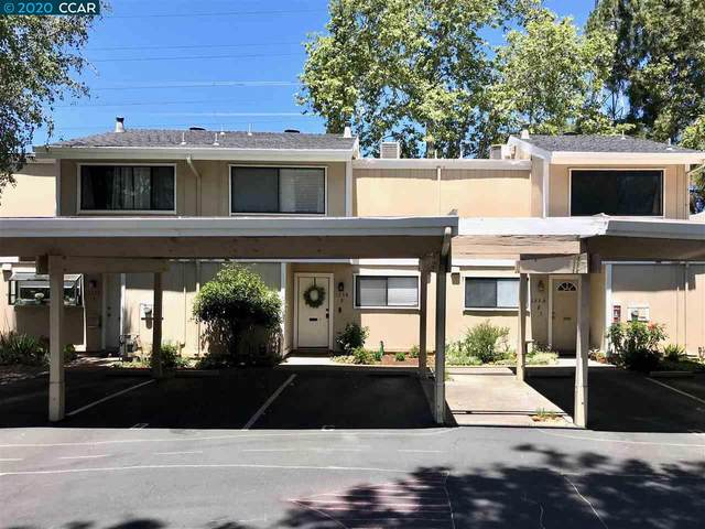 1235 Kenwal Road D, Concord, CA 94521 (#40911584) :: Blue Line Property Group