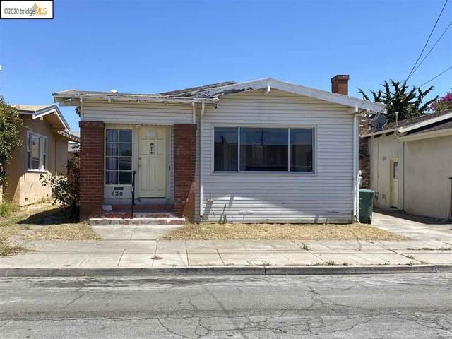 630 25Th St, Richmond, CA 94804 (#40911734) :: Kendrick Realty Inc - Bay Area