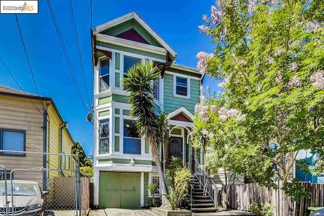 861 20Th St, Oakland, CA 94607 (#40911739) :: The Grubb Company