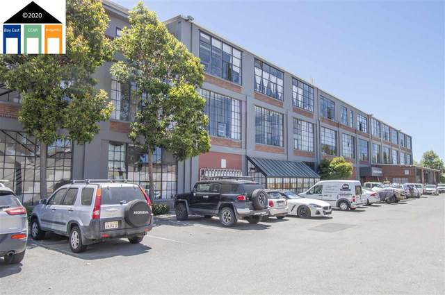 4053 Harlan St #110, Emeryville, CA 94608 (#40911746) :: Paradigm Investments