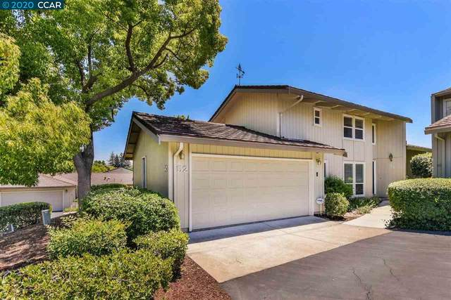 52 Rolling Green Circle, Pleasant Hill, CA 94523 (#40911751) :: Kendrick Realty Inc - Bay Area